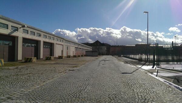 Lagarde-Kaserne (Foto: Stadt Bamberg)