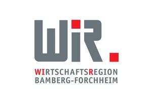 Externer Link: WiR - Wirtschaftsregion Bamberg-Forchheim - Logo