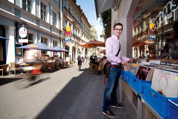 Standortbroschüre Austraße