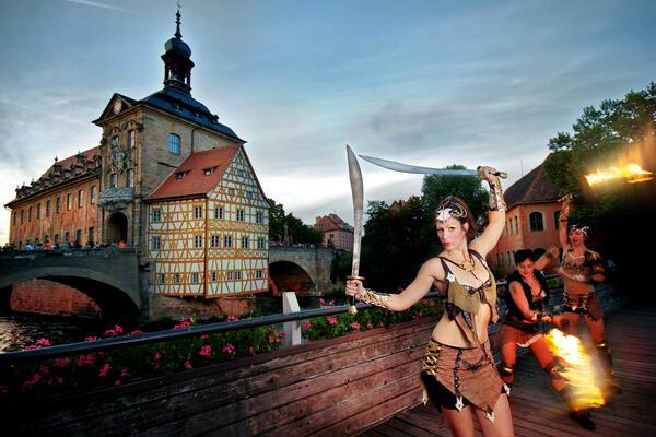 Standortbroschüre Bamberg zaubert