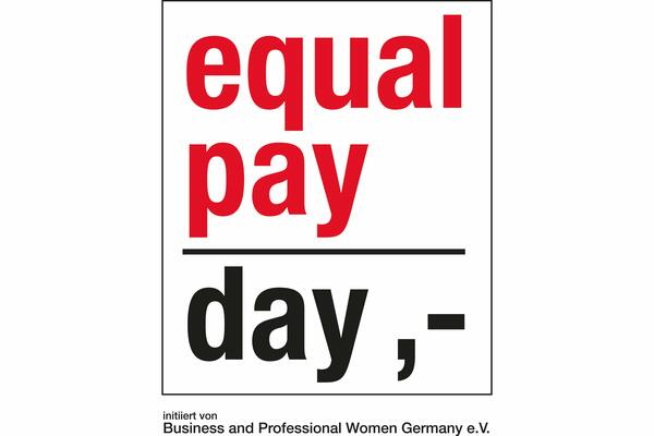 Equal Pay Day - Logo (Foto: BPW Germany e.V.)