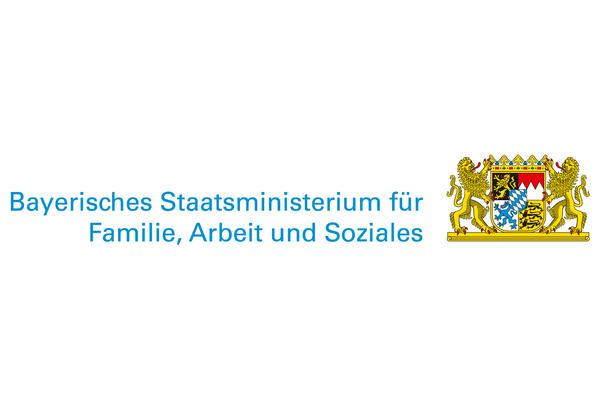Logos des StMAS 2zeilig links