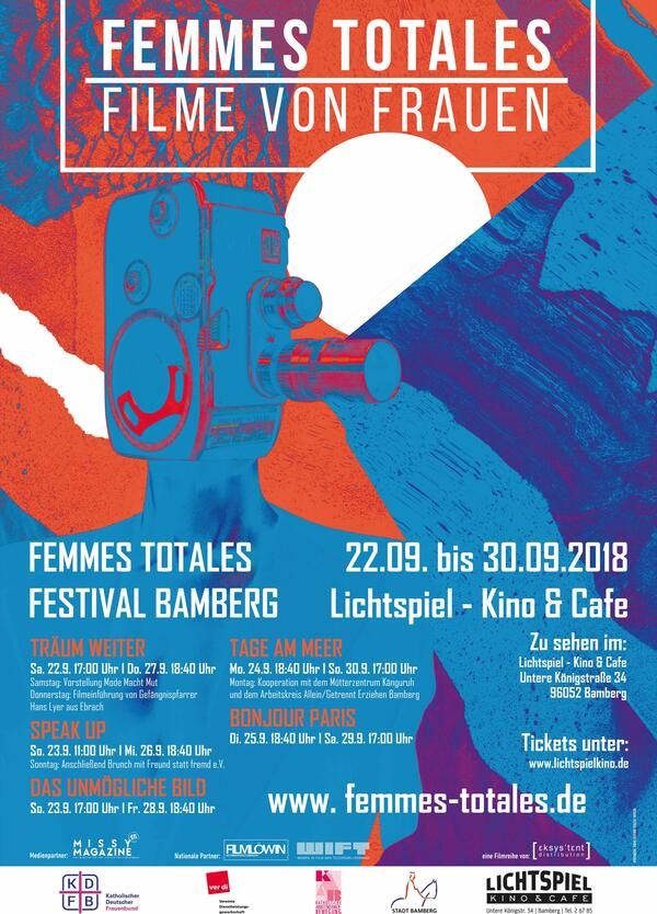 Fimfestival FEMMES TOTALES 2018