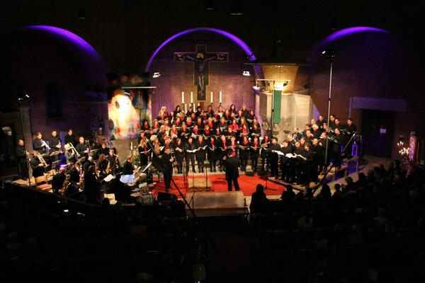 """Sacred Concert"" (Foto: Stadt Bamberg / Musikschule)"